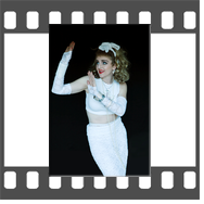 Madonna Impersonator-Holly BeavonGirl