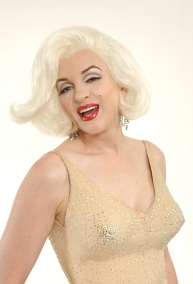 Marilyn Monroe lookalike Celebrity Impersonator